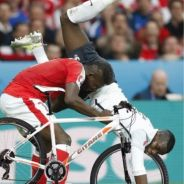 Paul Pogba : son acrobatie pendant le match Suisse-France détournée, le best-of du web