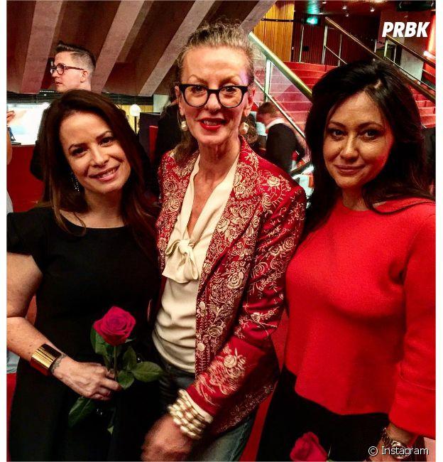 Charmed : Holly Marie Combs et Shannen Doherty se retrouvent en Australie en juin 2016