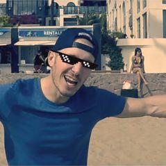 Jimmyfaitlcon : danse, Superman, porte... ses exploits à Los Angeles en GIFs