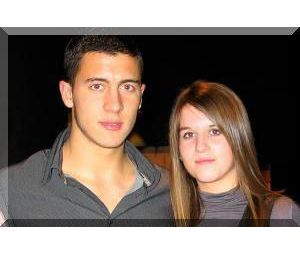 Eden Hazard : qui est Natacha Van Honacker, sa mystérieuse femme ?