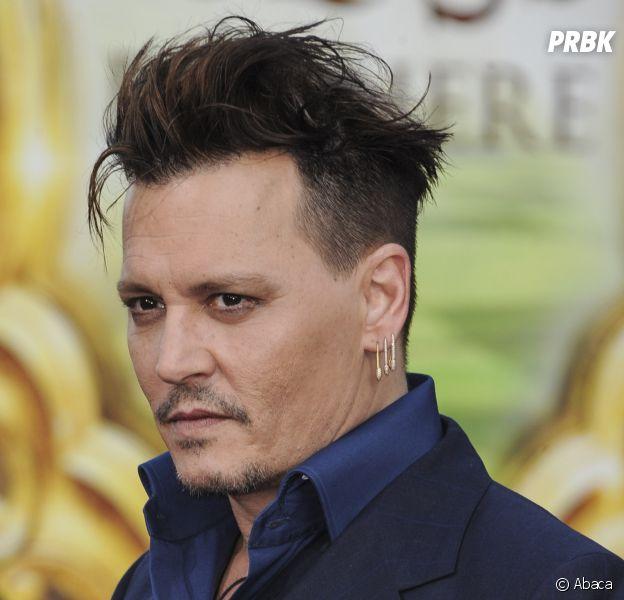 Johnny Depp Un Tatouage Pour Insulter Amber Heard Purebreak