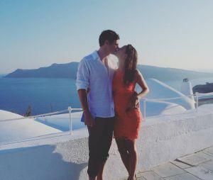 Kaya Scodelario et son mari Benjamin Walker : amoureux en Grèce