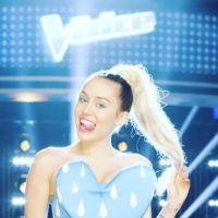 Miley Cyrus dans The Voice US : les premières images dévoilées ✌
