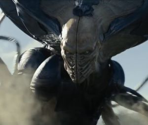 La reine alien de Independence Day Resurgence