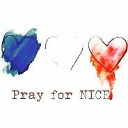 Des dessins touchants en hommage aux victimes de l'attentat à Nice