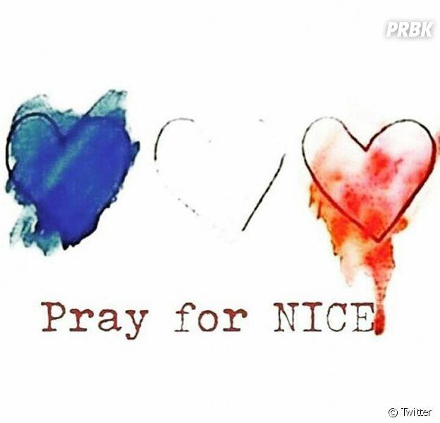 Découvrez les dessins en hommage aux victimes de l'attentat survenu à Nice