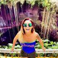 Emilie Nef Naf heureuse en vacances sur Instagram