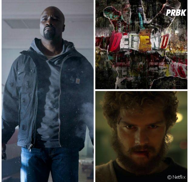 Iron Fist, The Defenders, Luke Cage... les bande-annonces des nouvelles séries de Nerflix