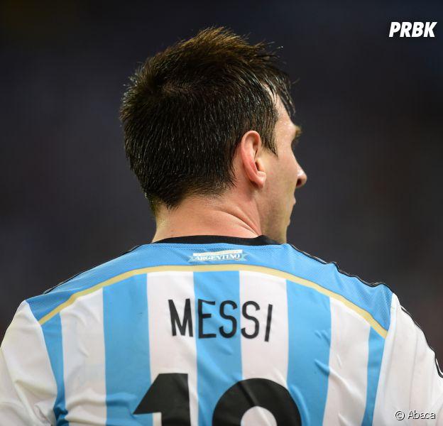 Lionel Messi: changement de look radical, il devient blond !