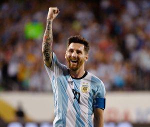 Lionel Messi s'est montré très barbu pendant la Copa America