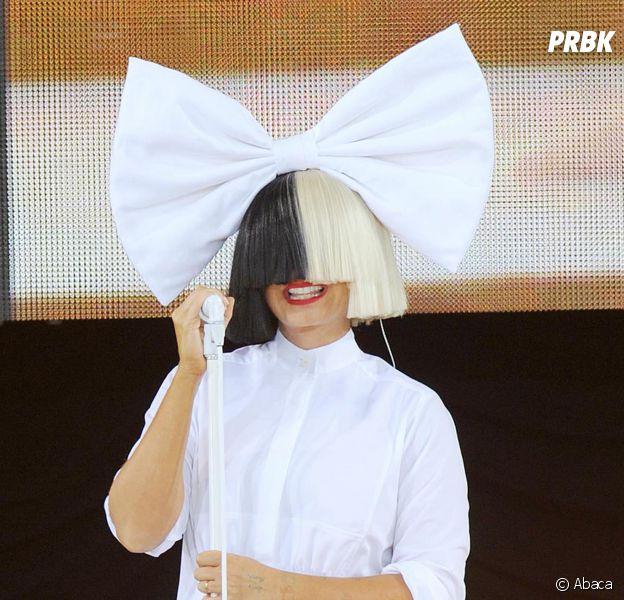 Sia : un nouveau record aux Etats-Unis grâce à Snapchat