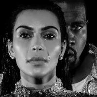 Kim Kardashian et Kanye West en larmes : le clip choc