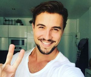 Olivier Dion beau comme un Dieu mais célibataire.