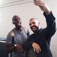 Paul Pogba rencontre Drake à New York et lui offre le meilleur des cadeaux 🎁
