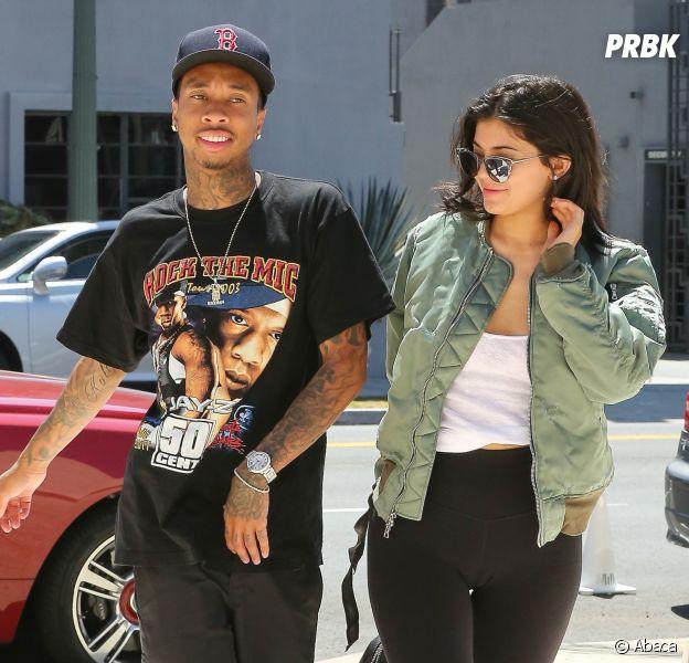 Kylie Jenner : un mandat d'arrêt lancé contre son petit ami Tyga