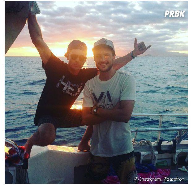 Zac Efron et son frère Dylan bientôt réunis à l'écran ?