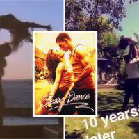 Channing Tatum et Jenna Dewan Tatum refont la chorégraphie de Sexy Dance sur Twitter