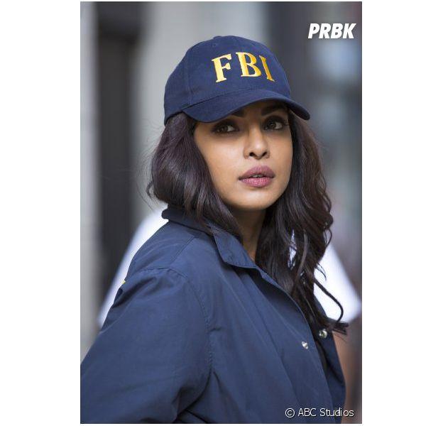 Priyanka Chopra star de Quantico a souffert pour son rôle