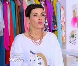 """Cristina Cordula choquée par une candidate des Reines du Shopping """"C'est la catastrophe !"""""""
