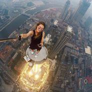 Cette fille réalise les selfies les plus dangereux du monde : ne l'imitez surtout pas