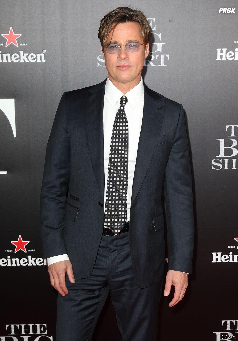 Top 10 des acteurs les mieux payés de 2016 : Brad Pitt
