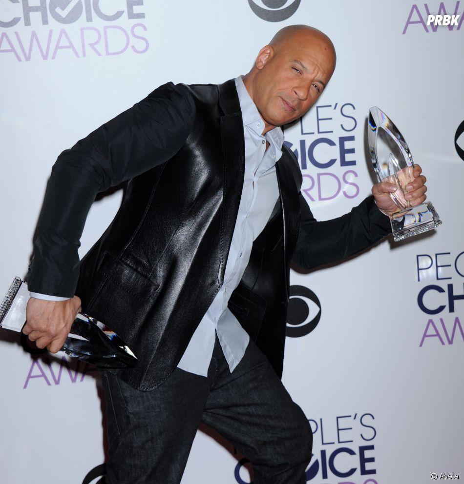 Top 10 des acteurs les mieux payés de 2016 : Vin Diesel