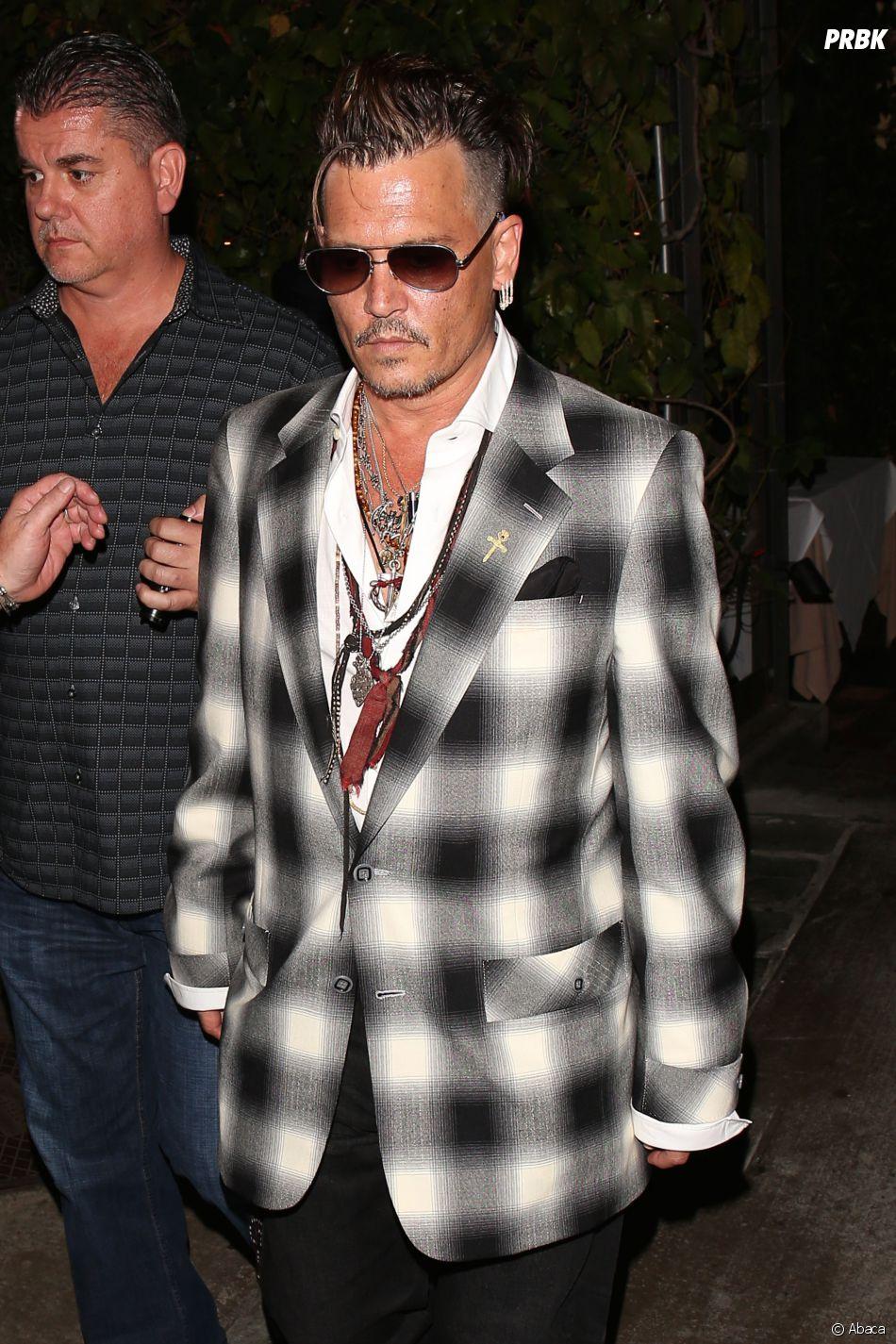 Top 10 des acteurs les mieux payés de 2016 : Johnny Depp