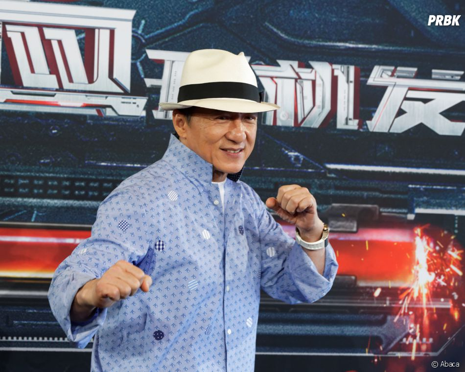 Top 10 des acteurs les mieux payés de 2016 : Jackie Chan