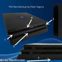 PS4 Neo : voici ce à quoi pourrait ressembler la console