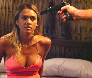 Jason Statham face à Jessica Alba