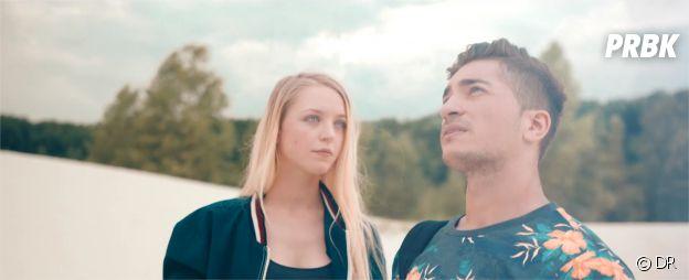 """Darko (Secret Story 10) dans le clip de """"On dirait"""" d'Amir Haddad"""