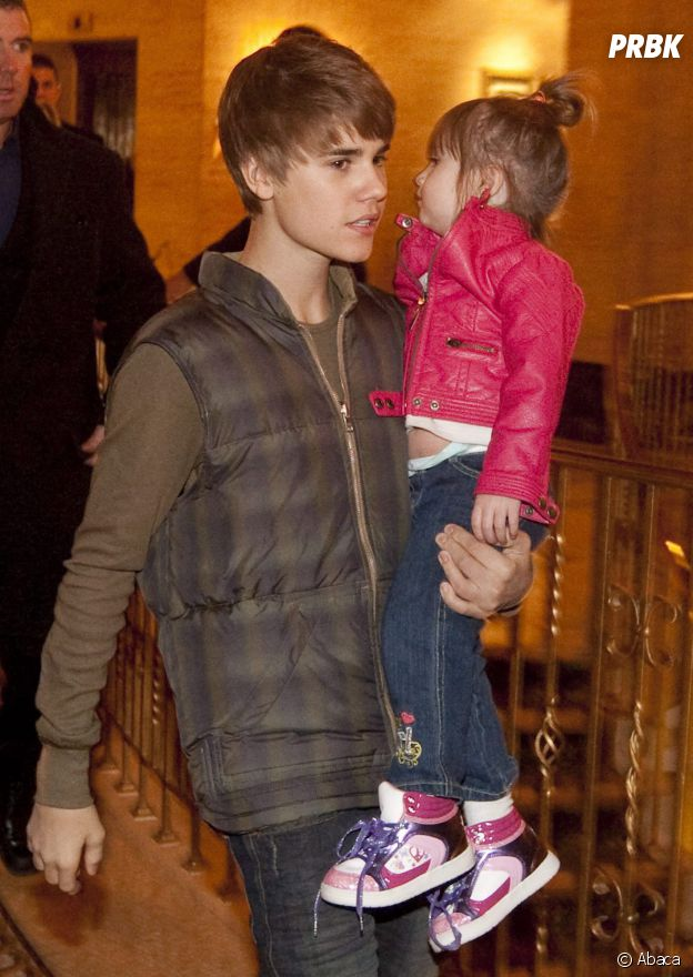 Justin Bieber : sa petite soeur Jazmyn a bien grandi