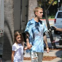 Justin Bieber : sa petite soeur Jazmyn a bien grandi ! 😮