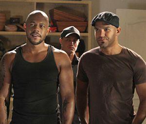 Prison Break : Fernando Sucre (Amaury Nolasco) et C-Note (Rockmond Dunbar) de retour