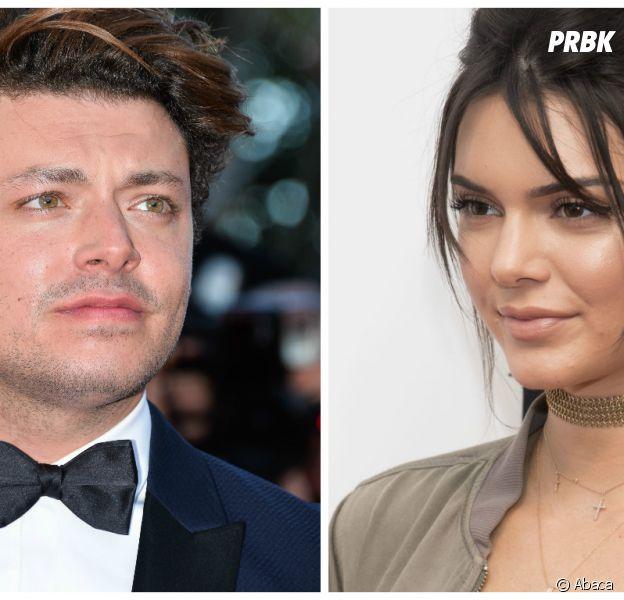 Kev Adams en couple avec Kendall Jenner ? Il répond avec humour