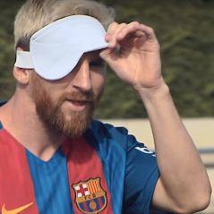 Lionel Messi et le Barça affrontent l'équipe d'Espagne malvoyante pour la bonne cause