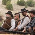 Les 7 mercenaires : nouvelles images du film