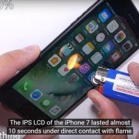 Apple : Quand les youtubeurs torturent l'iPhone 7...