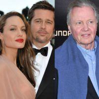 Angelina Jolie divorce de Brad Pitt : son père John Voight réagit avec surprise