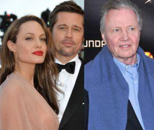 Angelina Jolie divorce de Brad Pitt : son père réagit avec surprise