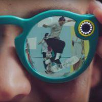 Snapchat lance Spectacles, des lunettes de soleil connectées !