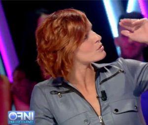 Fauve Hautot donne son avis sur les candidats de Danse avec les Stars 7 dans OFNI, l'info retournée le 27 septembre sur W9