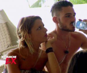 Dorian et Allison dans La Revanche des ex sur NRJ 12