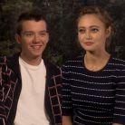 Asa Butterfield et Elle Purnell en interview sur PureBreak pour la sortie de Miss Peregrine et les enfants particuliers