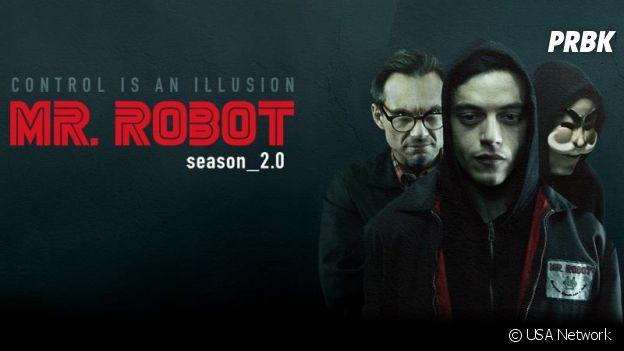 Mr Robot sur France 2.