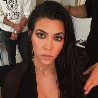 Kim Kardashian : sa soeur Kourtney réagit à l'agression