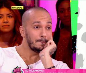 Nadège Lacroix tacle Nicolas en direct dans Le Mad Mag le 12 octobre 2016 sur NRJ 12