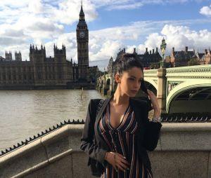 Nabilla Benattia et Thomas Vergara se sont installés à Londres pour de bon !
