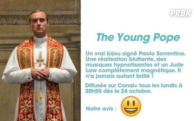 The Young Pope : notre avis sur la série