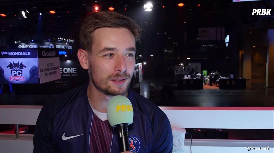 Xavier Barachet en interview pour Purebreak à la Paris Games Week 2016